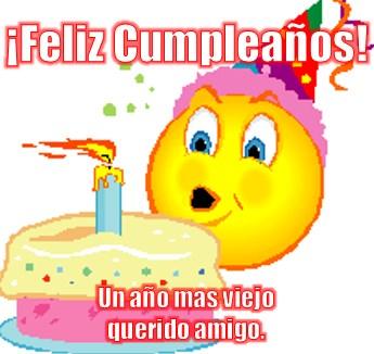 Felicitaciones de cumpleaños graciosas para un amigo