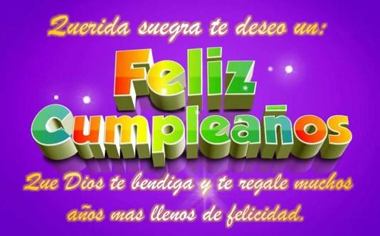 Imágenes animadas de feliz cumpleaños suegra gratis