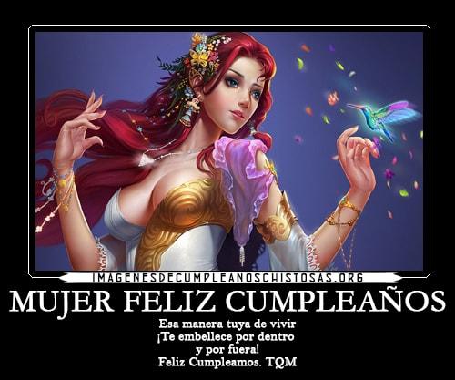 imágenes de cumpleaños divertidas para mujeres