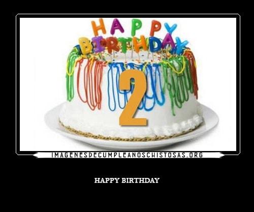 imagenes de cumpleaños de niños de dos años
