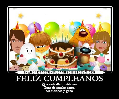 imagenes de cumpleaños de niños para compartir en facebook