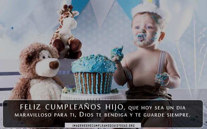 Descargar imágenes de cumpleaños para un hijo