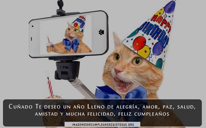 Imágenes de cumpleaños para un cuñado especial