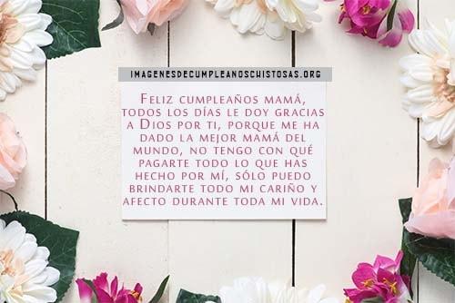 imágenes bonitas de cumpleaños para las madres