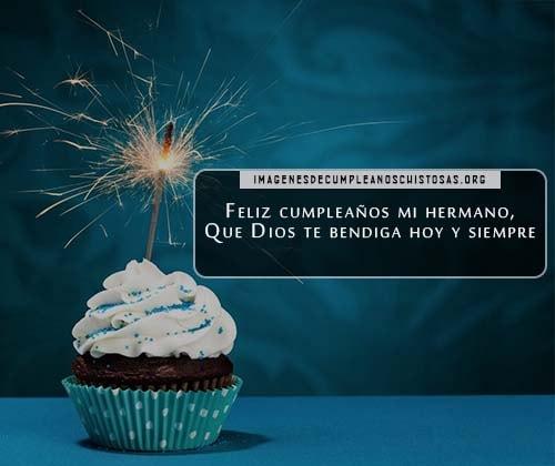 imágenes de feliz cumpleaños Dios te bendiga