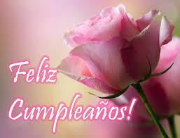 dedicatorias de cumpleaños con rosas