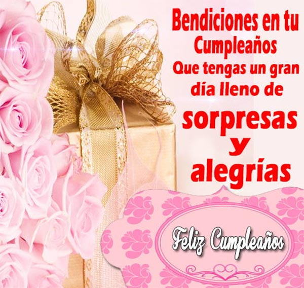 frases de cumpleaños con rosas