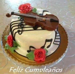 Tarjetas de cumpleaños para músicos