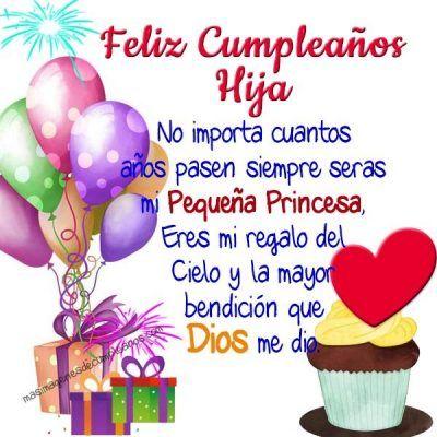 imagenes para cumpleaños de una hija para facebook