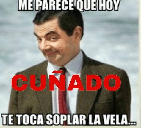 IMAGENES CHISTOSAS CUMPLEAÑOS CUÑADOS