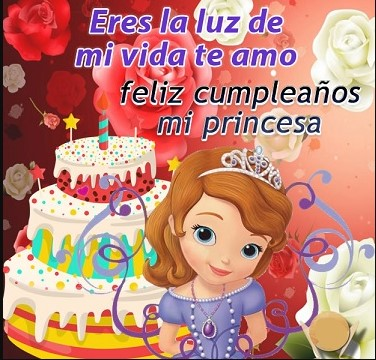 Imágenes de cumpleaños para una hija
