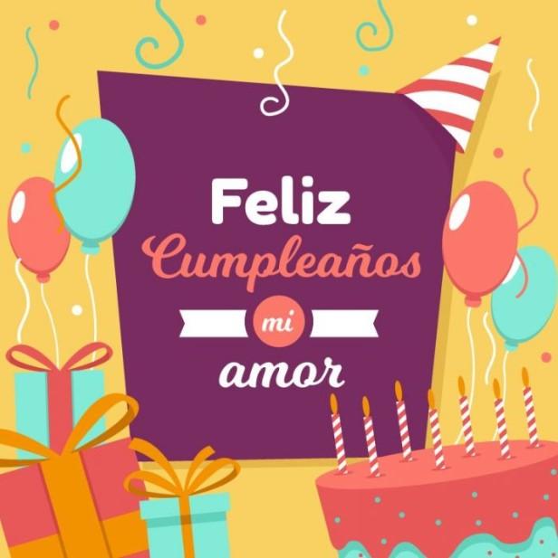 Tarjetas de feliz cumpleaños para compartir con un ser querido