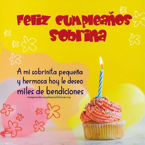 felicitaciones de cumpleaños a mi sobrina hermosa