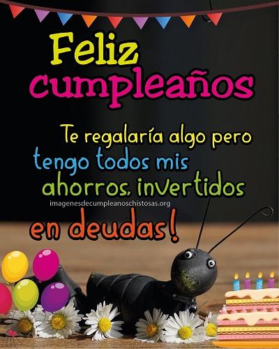 imagen de feliz cumpleaños para compartir