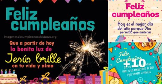 tarjetas de feliz cumpleaños con frases